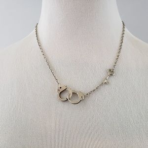 Claire's Handcuff Necklace